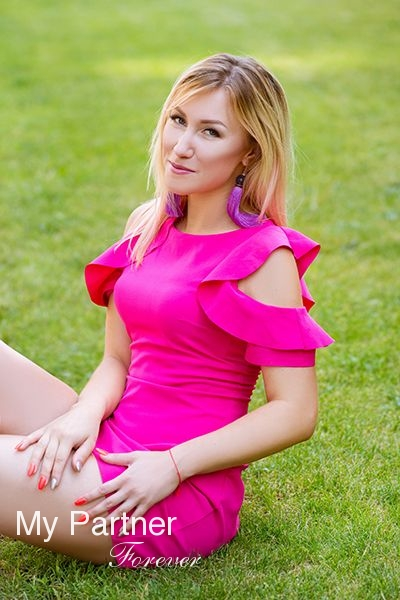 Gorgeous Bride from Ukraine - Alena from Zaporozhye, Ukraine