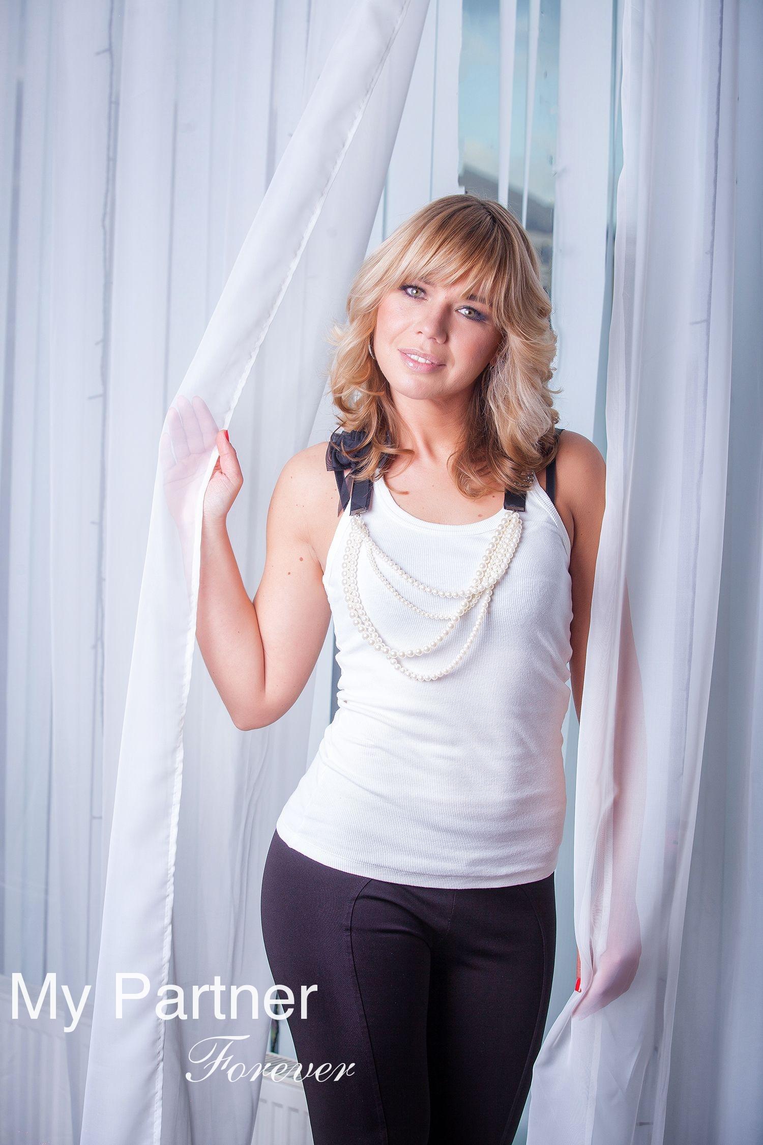 Gorgeous Bride from Ukraine - Oksana from Dniepropetrovsk, Ukraine