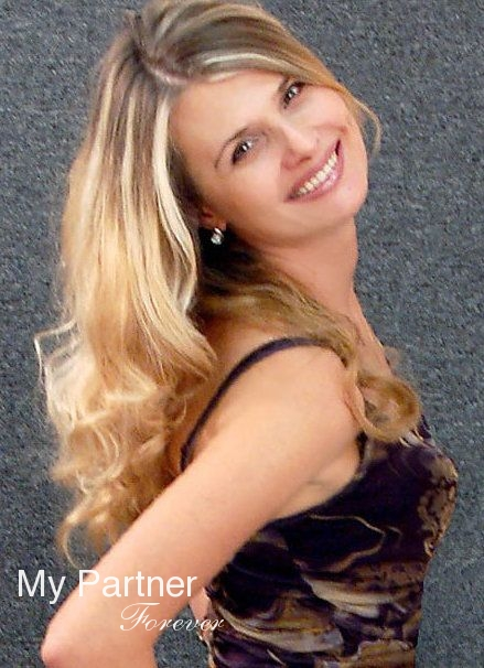 Gorgeous Lady from Ukraine - Lilya from Mariupol, Ukraine