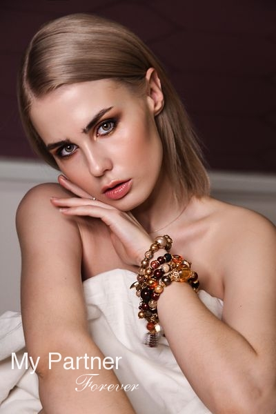 Gorgeous Russian Lady Alina from Pskov, Russia