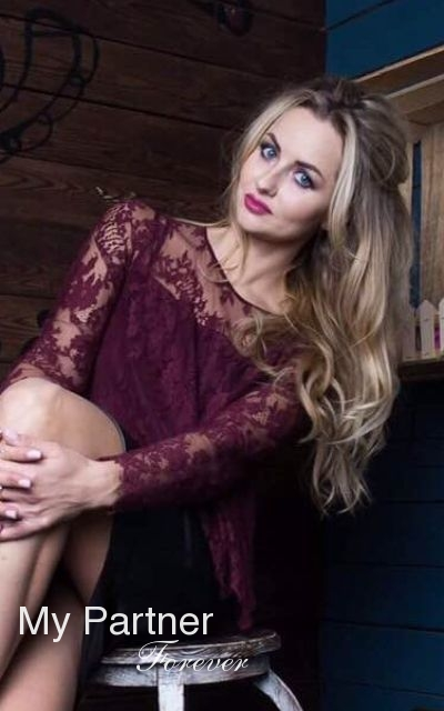 Gorgeous Ukrainian Lady Ekaterina from Vinnitsa, Ukraine