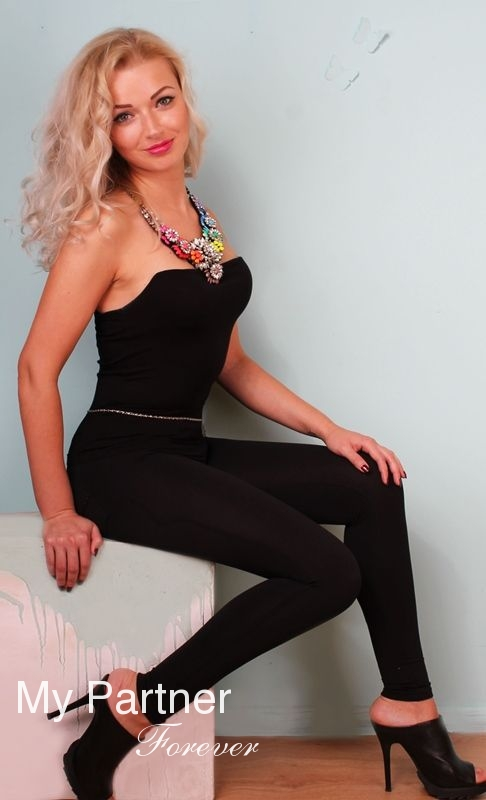 Gorgeous Ukrainian Woman Nadezhda from Kiev, Ukraine