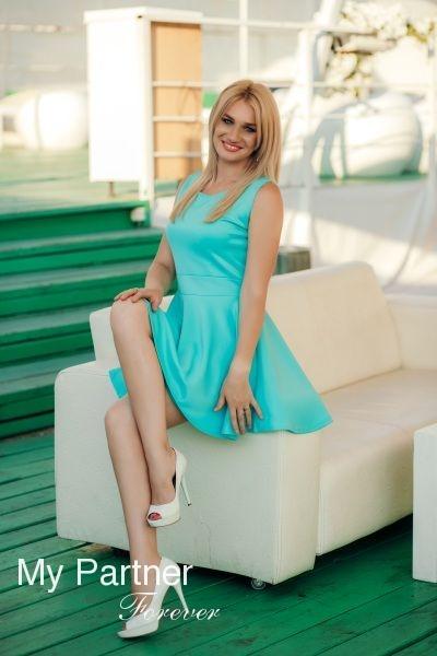 Gorgeous Woman from Ukraine - Anna from Zaporozhye, Ukraine