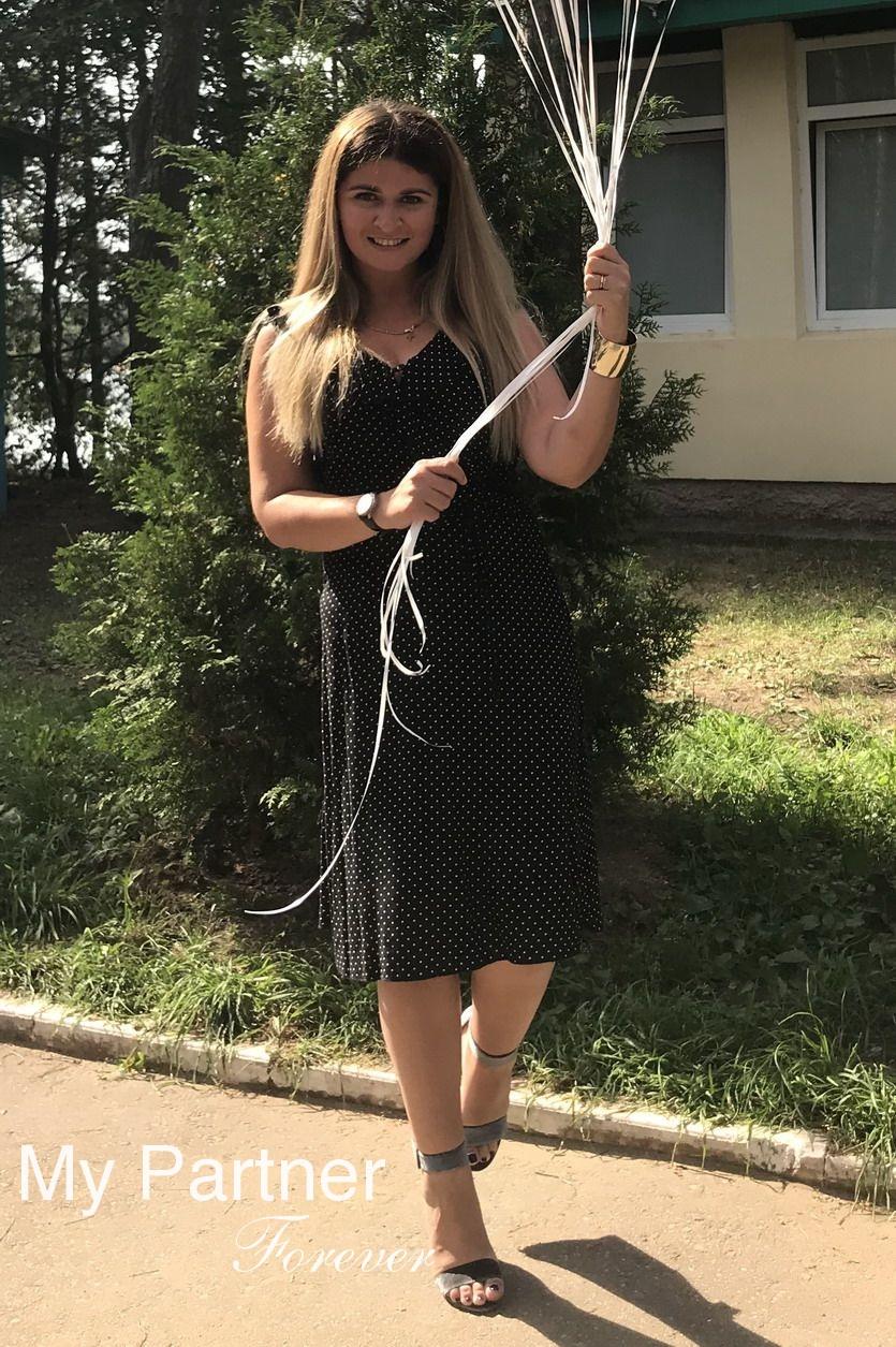 International Dating Service to Meet Yuliya from Grodno, Belarus