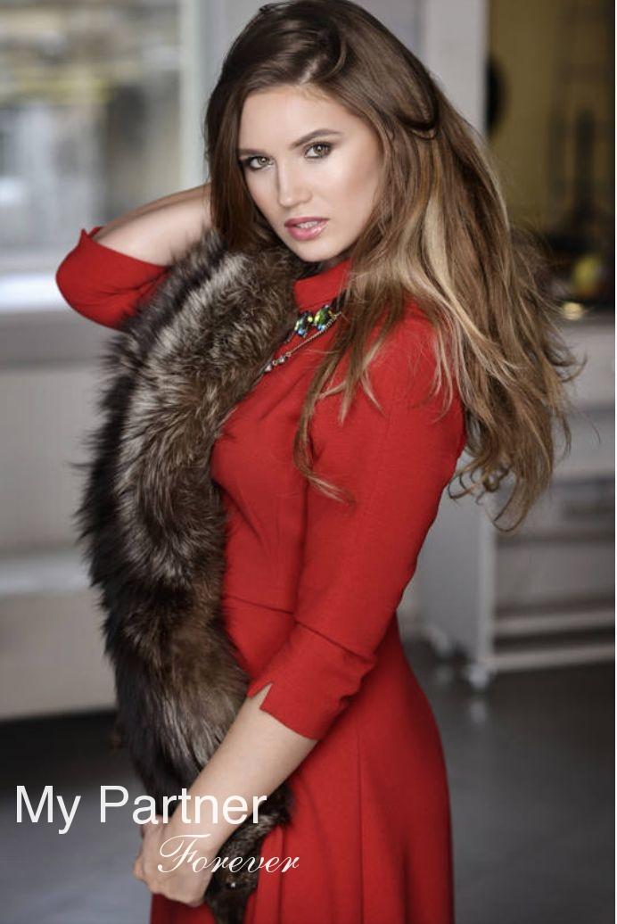 International Marriage Agency Service to Meet Viktoriya from Kiev, Ukraine