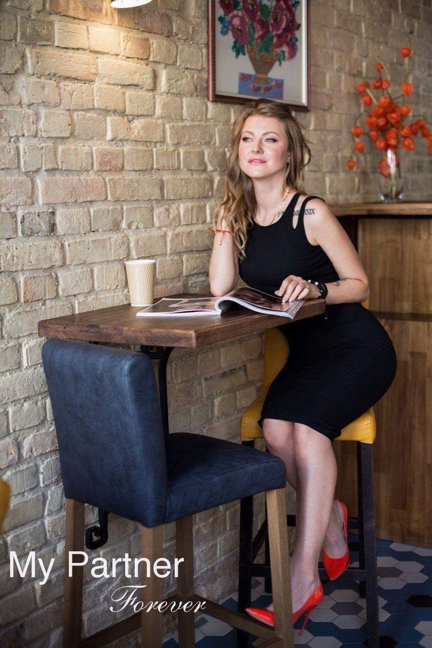International Marriage Agency to Meet Anastasiya from Grodno, Belarus