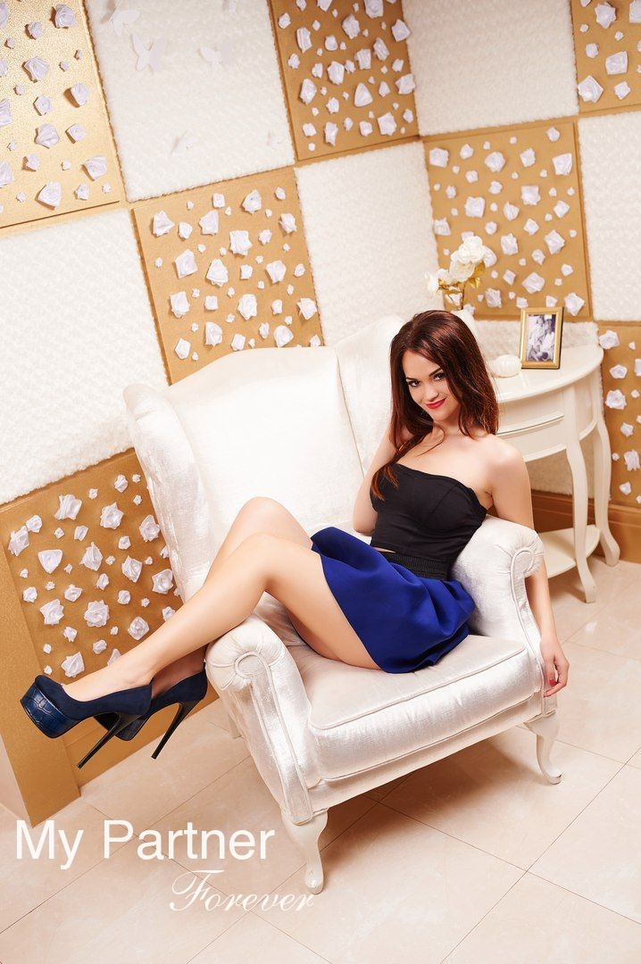 International Marriage Agency to Meet Ekaterina from Odessa, Ukraine