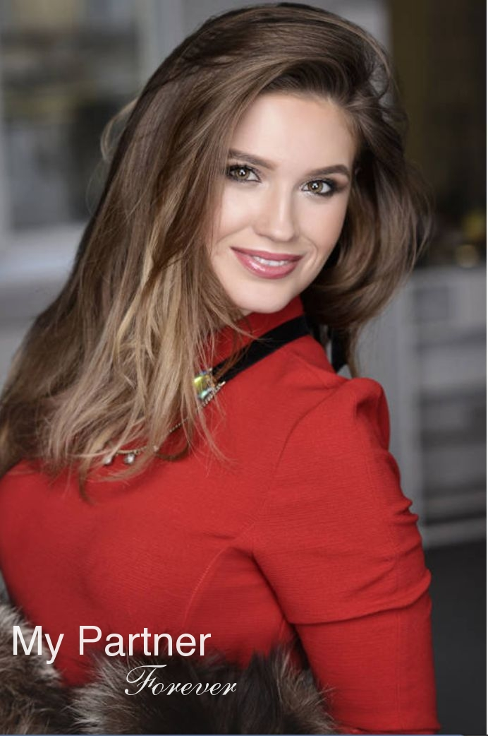International Marriage Agency to Meet Viktoriya from Kiev, Ukraine