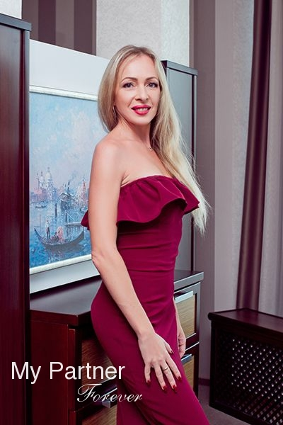 International Matchmaking Service to Meet Olga from Zaporozhye, Ukraine
