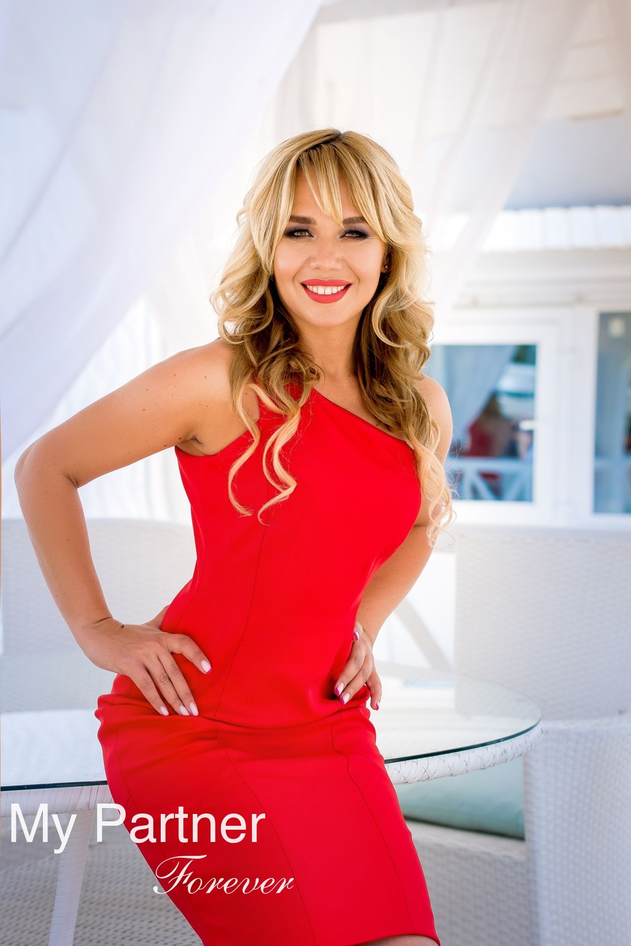 Marriage Agency to Meet Oksana from Dniepropetrovsk, Ukraine