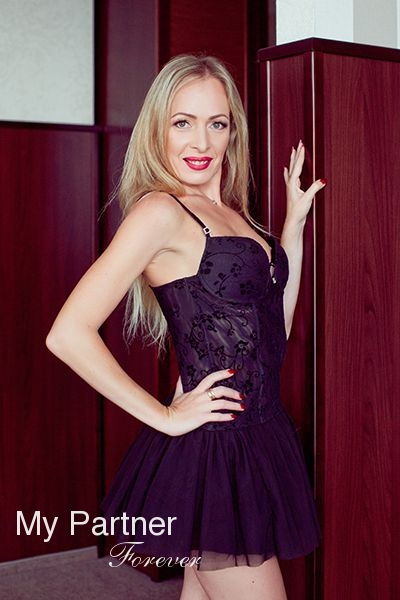 Marriage Agency to Meet Olga from Zaporozhye, Ukraine