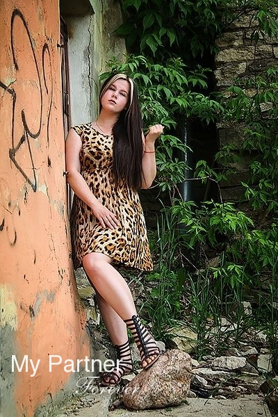Marriage Agency to Meet Valeriya from Pskov, Russia
