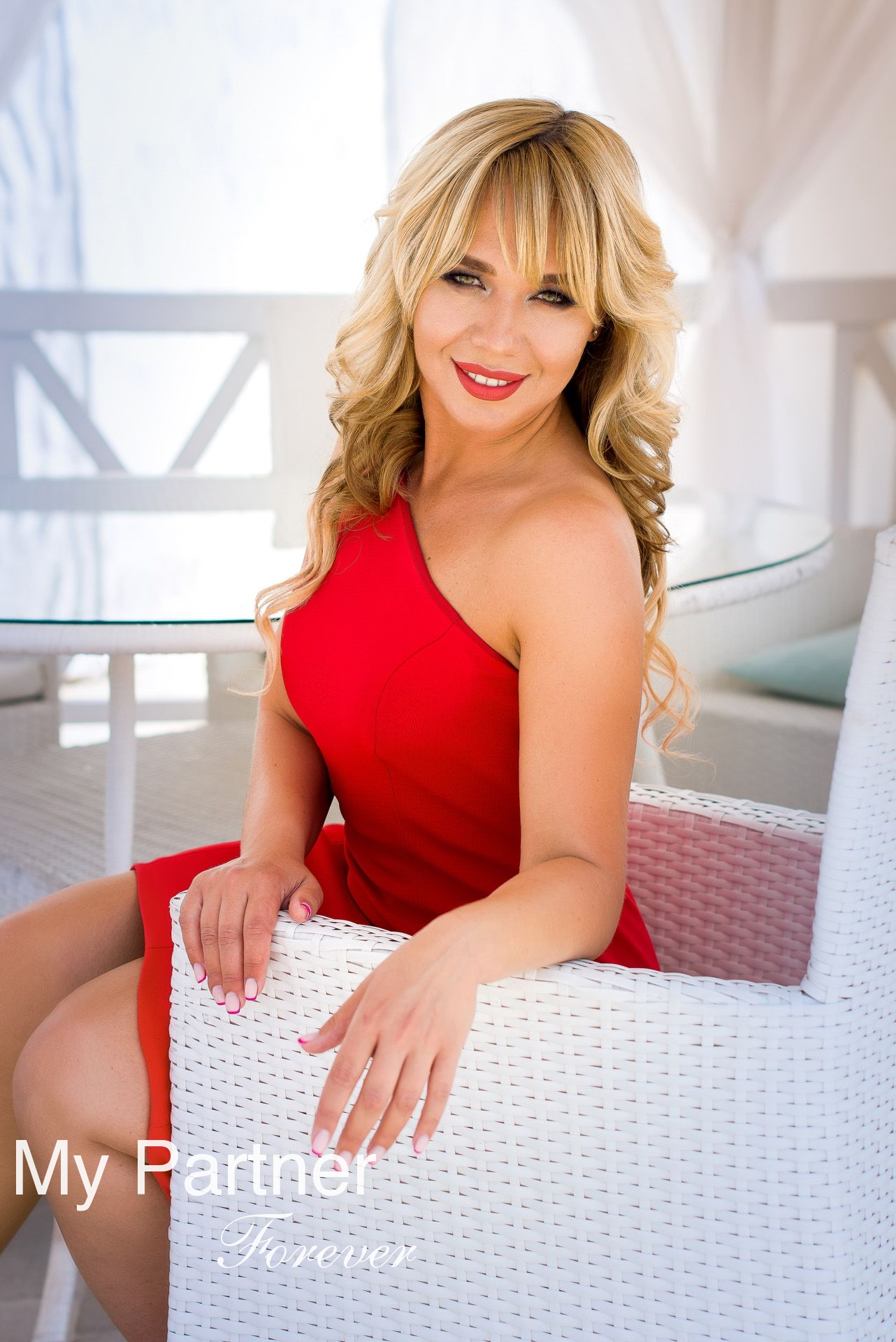 Matchmaking Service to Meet Oksana from Dniepropetrovsk, Ukraine