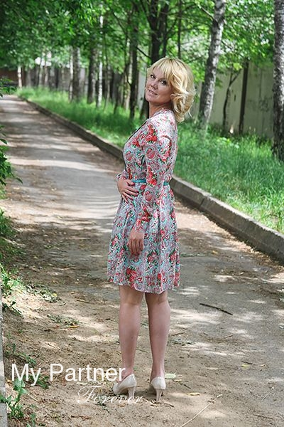 Meet Beautiful Russian Lady Tamara from Pskov, Russia