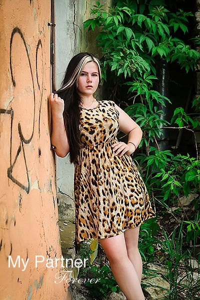 Meet Beautiful Russian Woman Valeriya from Pskov, Russia