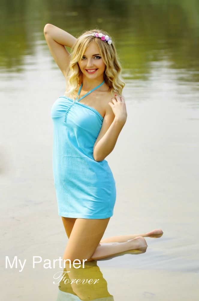 Meet Beautiful Ukrainian Girl Alina from Poltava, Ukraine