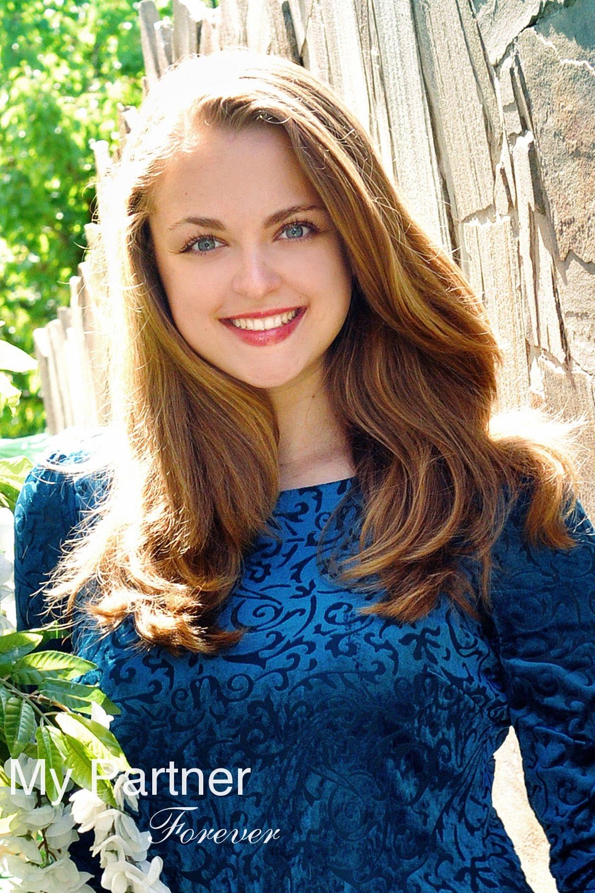 Meet Beautiful Ukrainian Lady Ekaterina from Kharkov, Ukraine