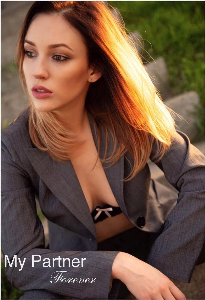 Meet Charming Ukrainian Woman Aleksandra from Kiev, Ukraine