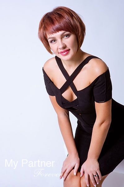 Meet Charming Ukrainian Woman Ekaterina from Zaporozhye, Ukraine