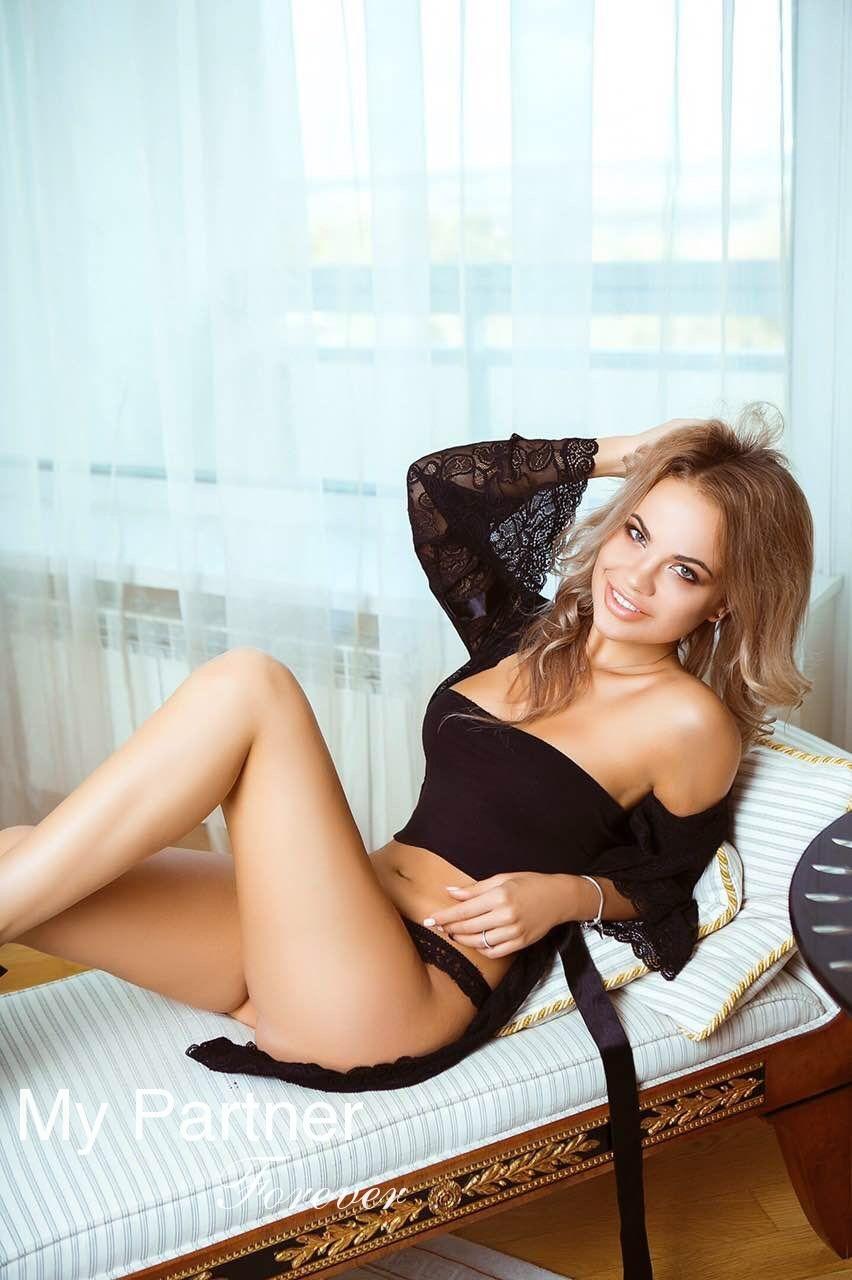 Meet Gorgeous Ukrainian Woman Marina from Vinnitsa, Ukraine
