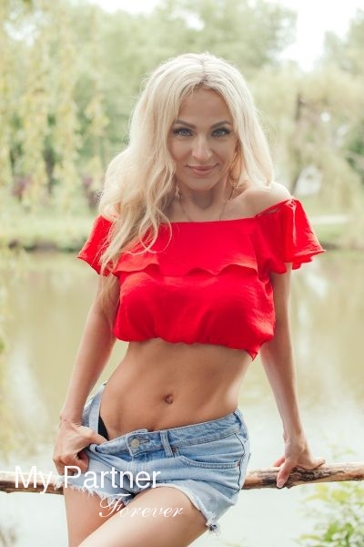 Meet Pretty Ukrainian Woman Marianna from Zaporozhye, Ukraine
