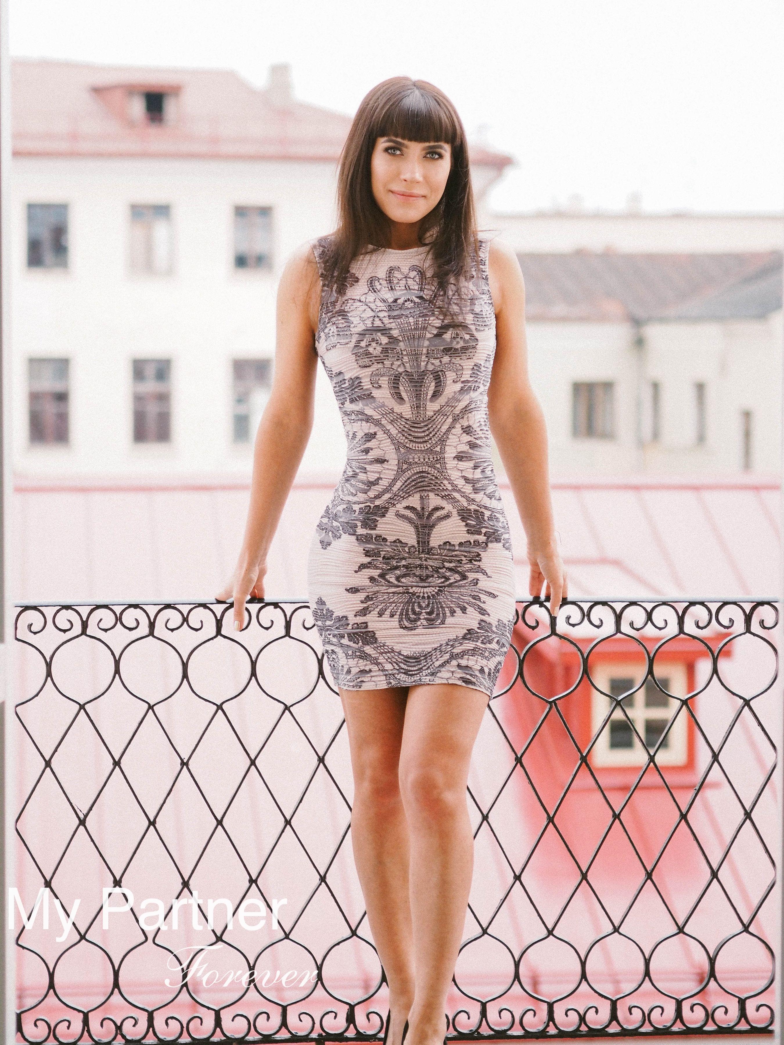 Meet Sexy Belarusian Woman Nadezhda from Grodno, Belarus