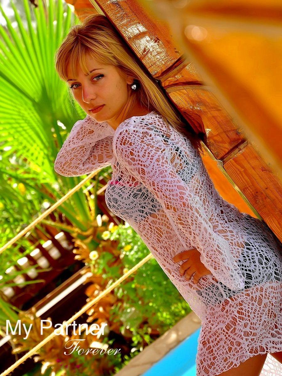 Meet Single Ukrainian Girl Marina from Kharkov, Ukraine