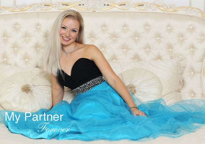 Meet Single Ukrainian Girl Nadezhda from Kiev, Ukraine