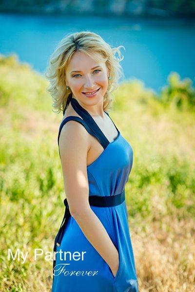 Meet Single Ukrainian Girl Yuliya from Zaporozhye, Ukraine