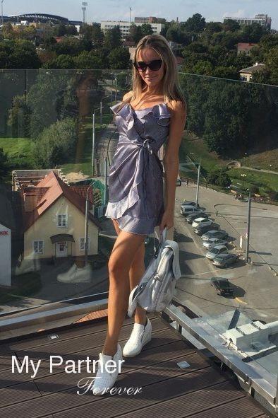 Meet Stunning Belarusian Girl Nataliya from Grodno, Belarus