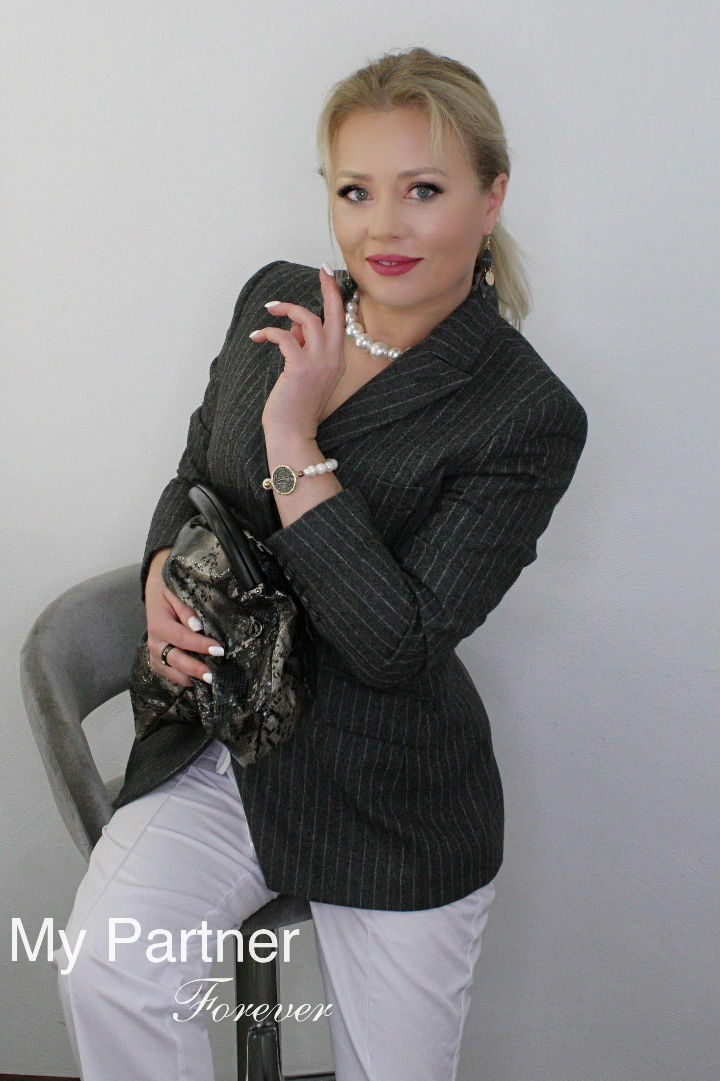 Meet Stunning Belarusian Woman Irina from Grodno, Belarus