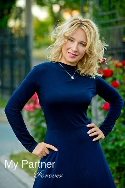 Meet Stunning Ukrainian Girl Yuliya from Zaporozhye, Ukraine