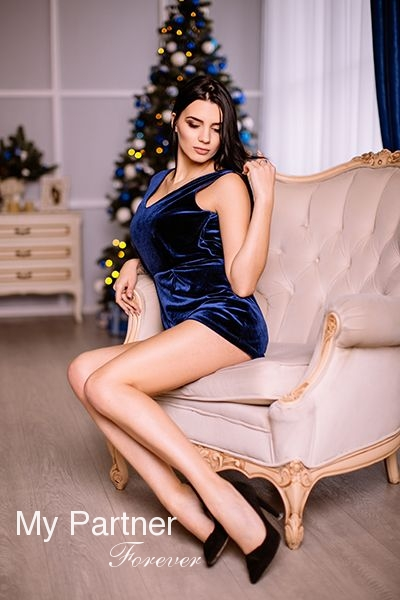 Meet Ukrainian Girl Yana from Zaporozhye, Ukraine