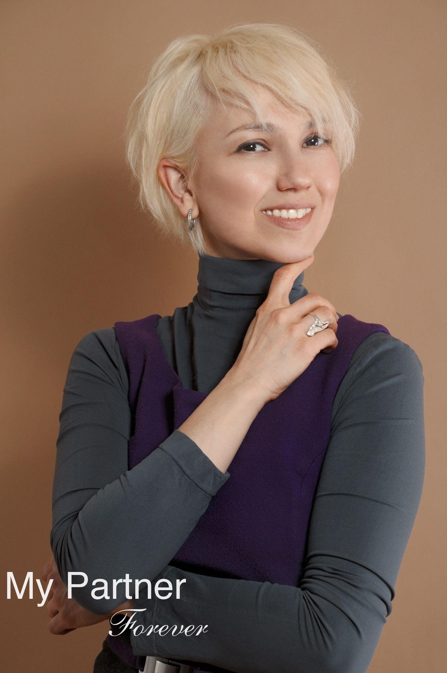 Online Dating with Beautiful Belarusian Girl Tatiyana from Minsk, Belarus