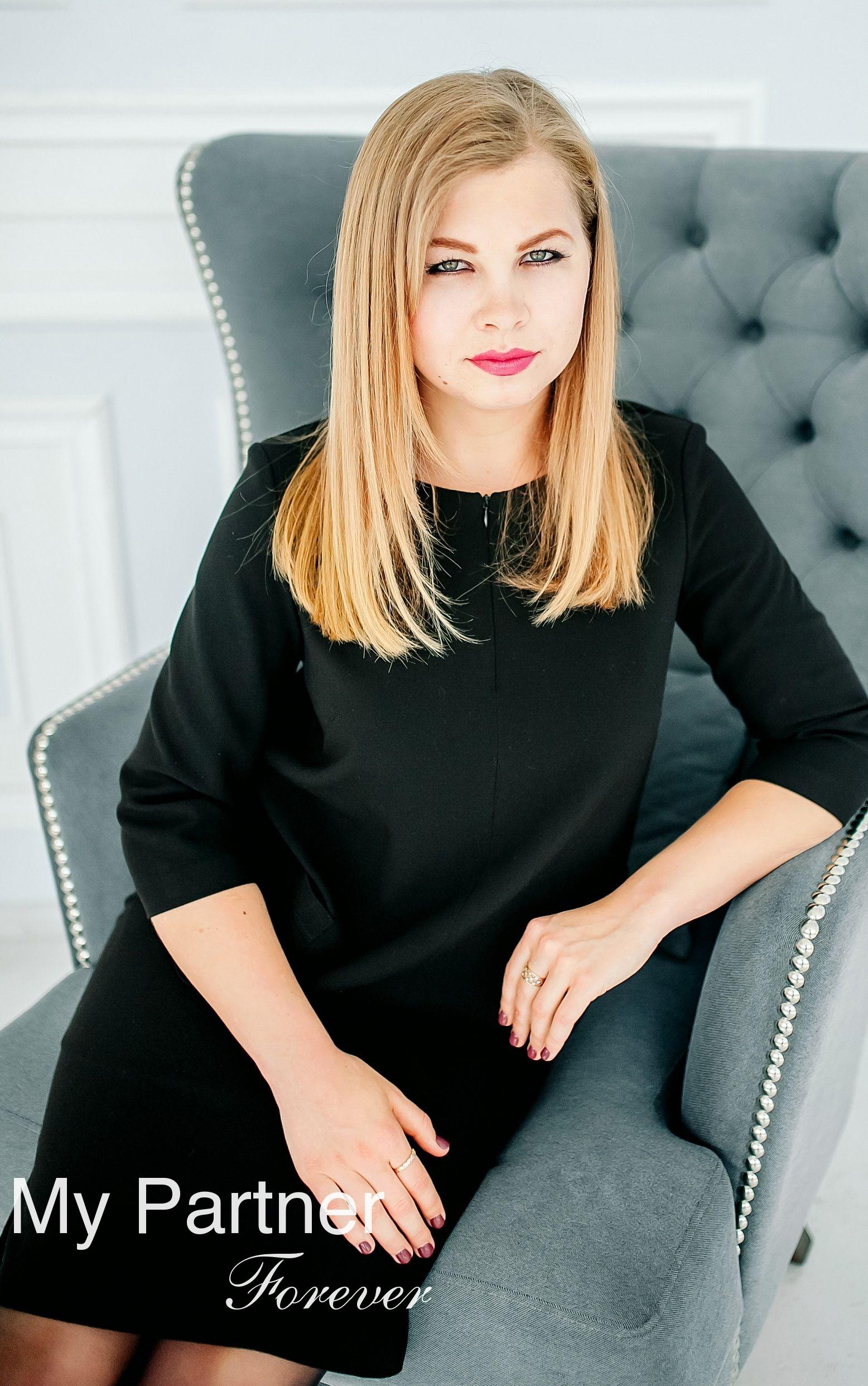Online Dating with Beautiful Belarusian Girl Viktoriya from Grodno, Belarus