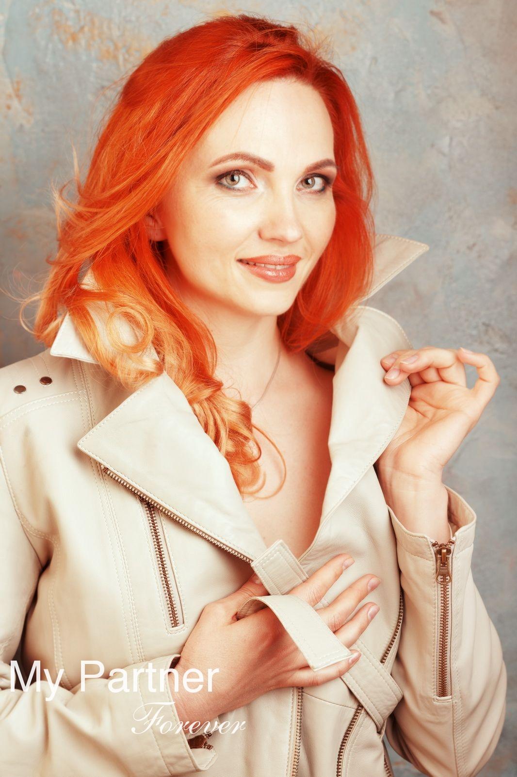 Online Dating with Beautiful Belarusian Woman Tatiyana from Grodno, Belarus