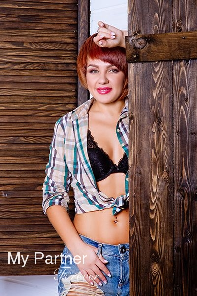 Online Dating with Beautiful Ukrainian Woman Ekaterina from Zaporozhye, Ukraine