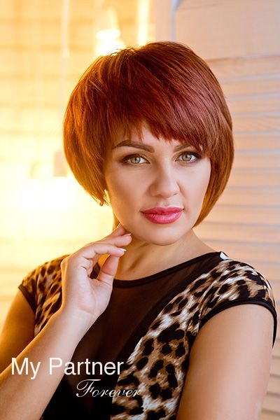 Online Dating with Charming Ukrainian Woman Ekaterina from Zaporozhye, Ukraine