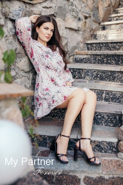 Online Dating with Charming Ukrainian Woman Viktoriya from Zaporozhye, Ukraine