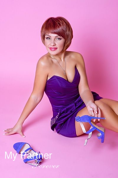 Online Dating with Ekaterina from Zaporozhye, Ukraine