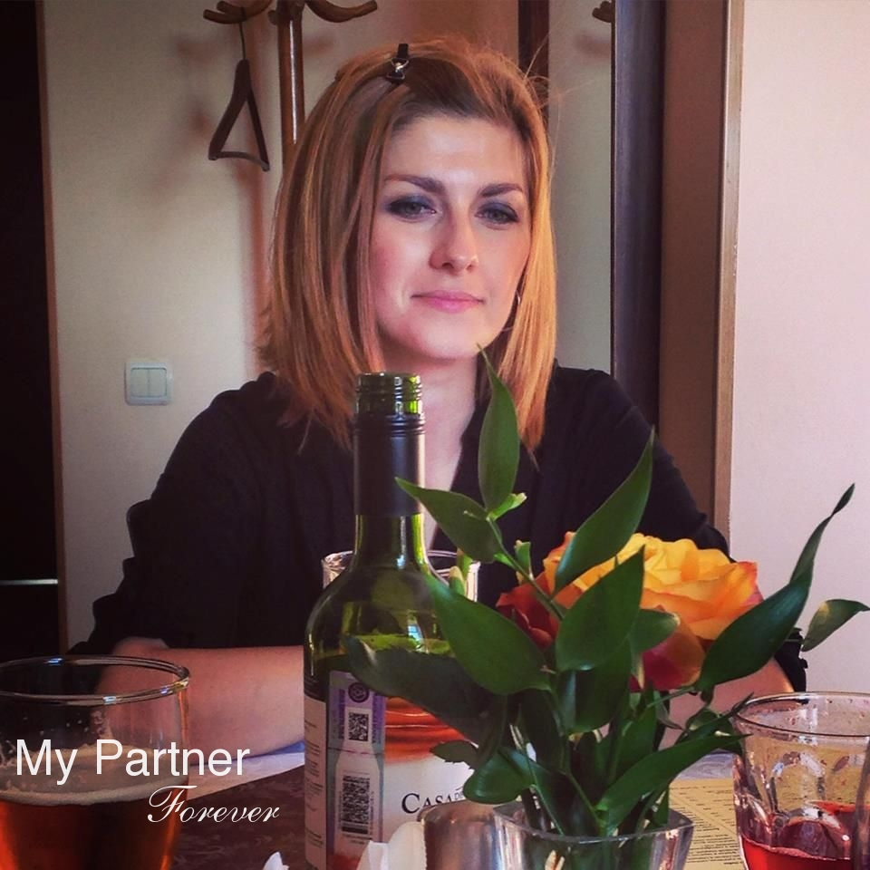 Online Dating with Olga from St. Petersburg, Russia