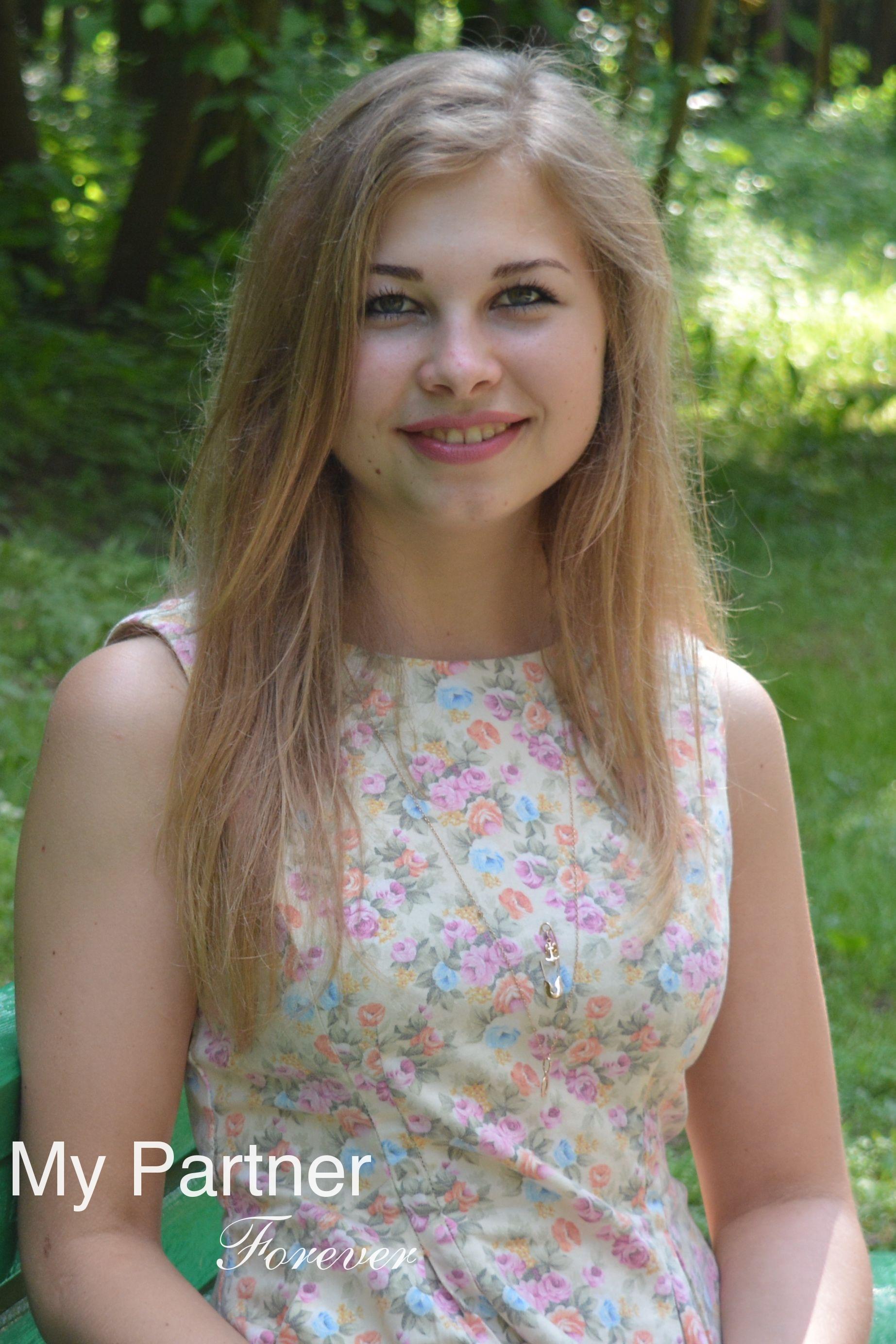 Online Dating with Pretty Belarusian Girl Viktoriya from Grodno, Belarus
