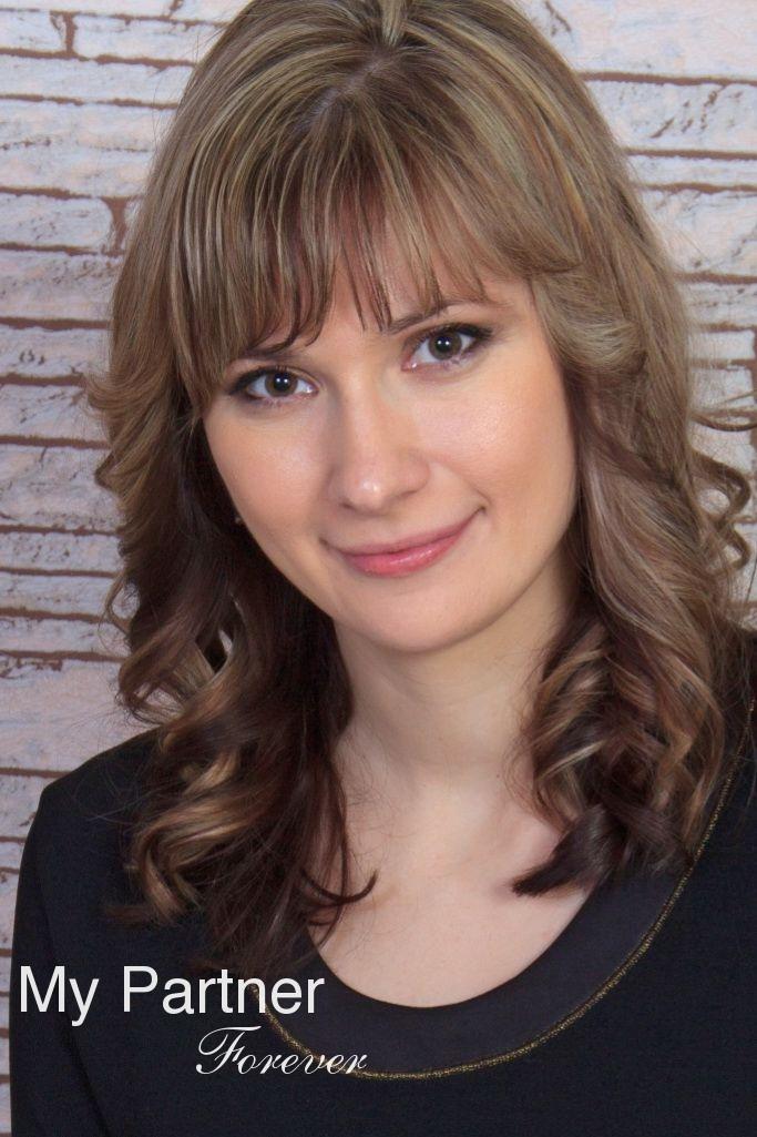 Online Dating with Pretty Belarusian Woman Elena from Minsk, Belarus