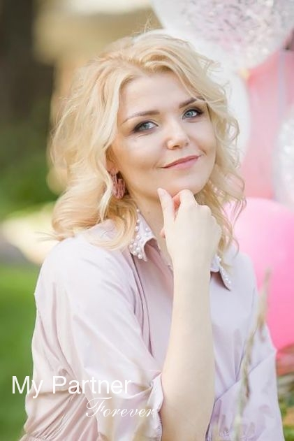 Online Dating with Single Russian Lady Nadezhda from Pskov, Russia