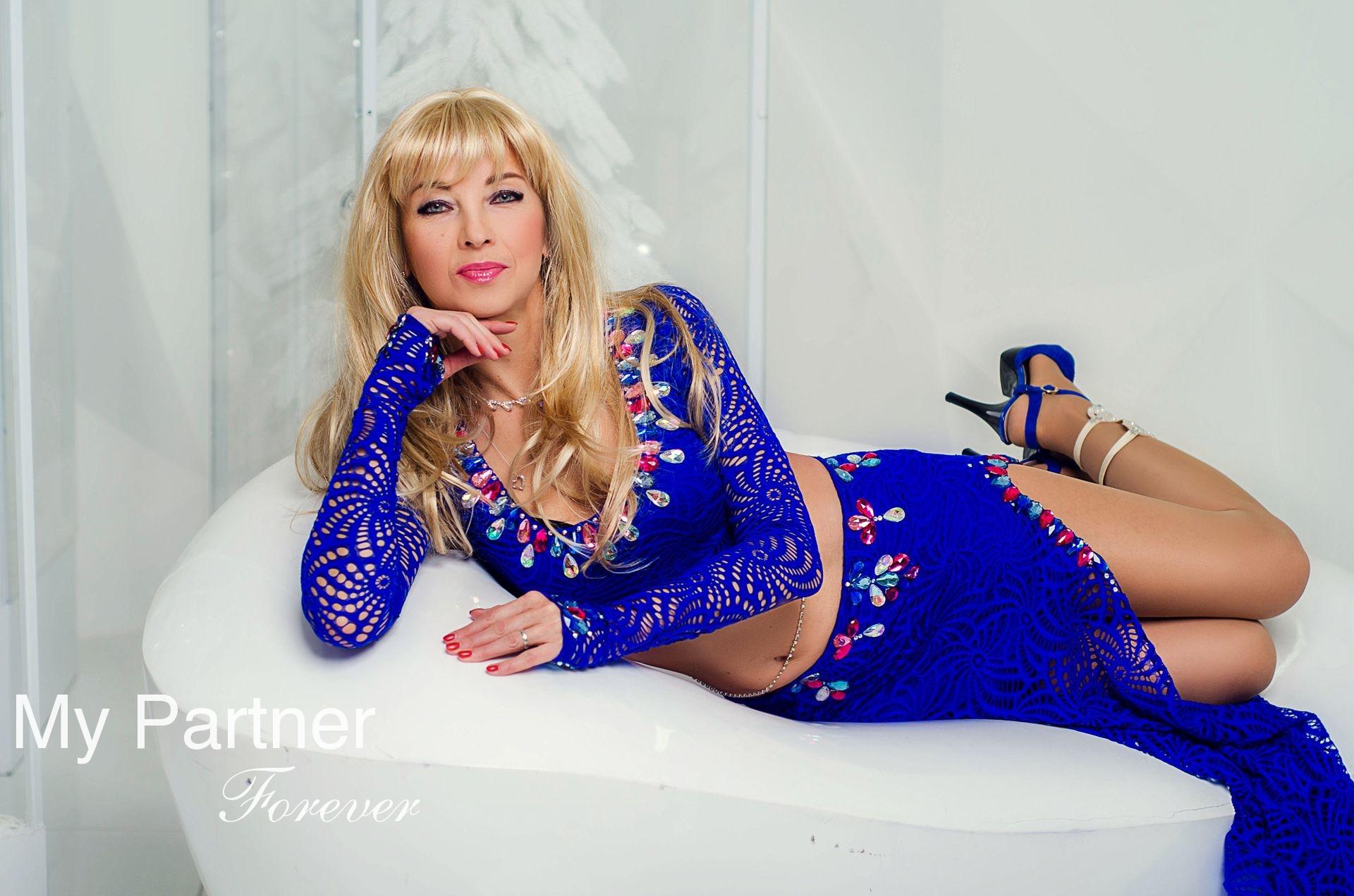 Online Dating with Single Ukrainian Woman Tatiyana from Dniepropetrovsk, Ukraine