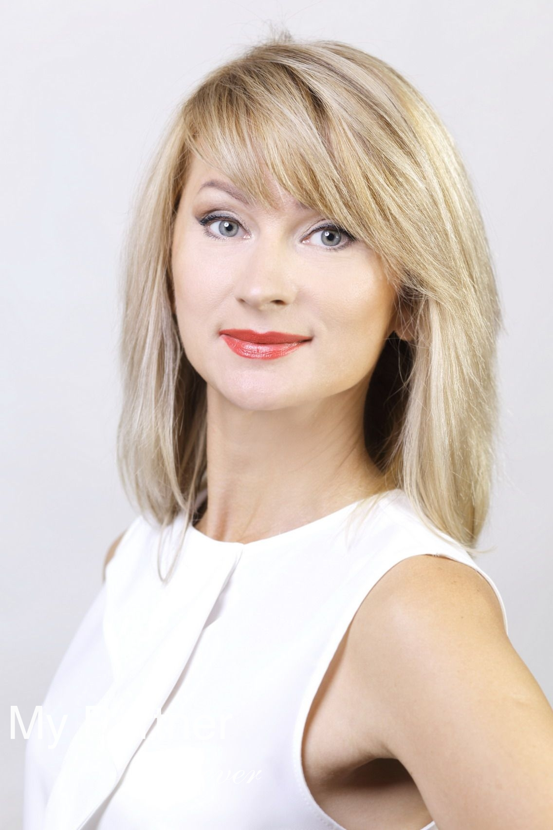 Online Dating with Stunning Belarusian Woman Lyudmila from Grodno, Belarus