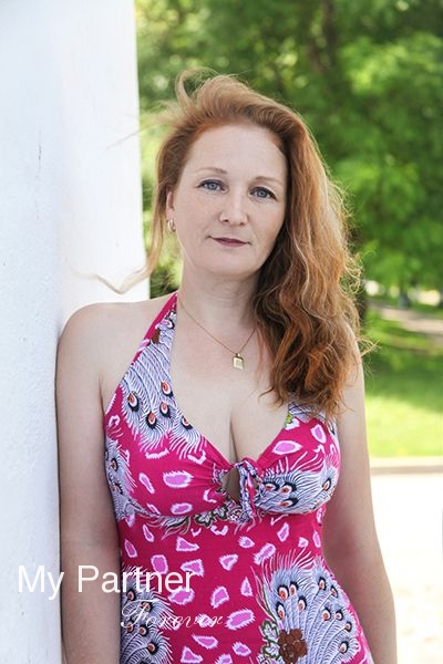 Online Dating with Stunning Russian Girl Nadezhda from Pskov, Russia