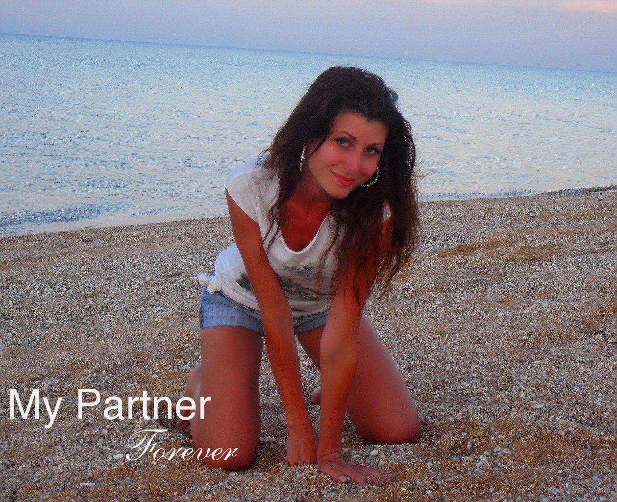 Online Dating with Stunning Ukrainian Girl Yuliya from Vinnitsa, Ukraine