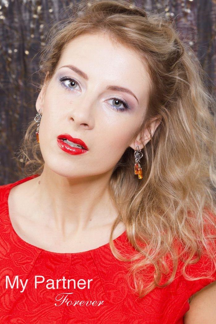 Pretty Belarusian Bride Anna from Grodno, Belarus