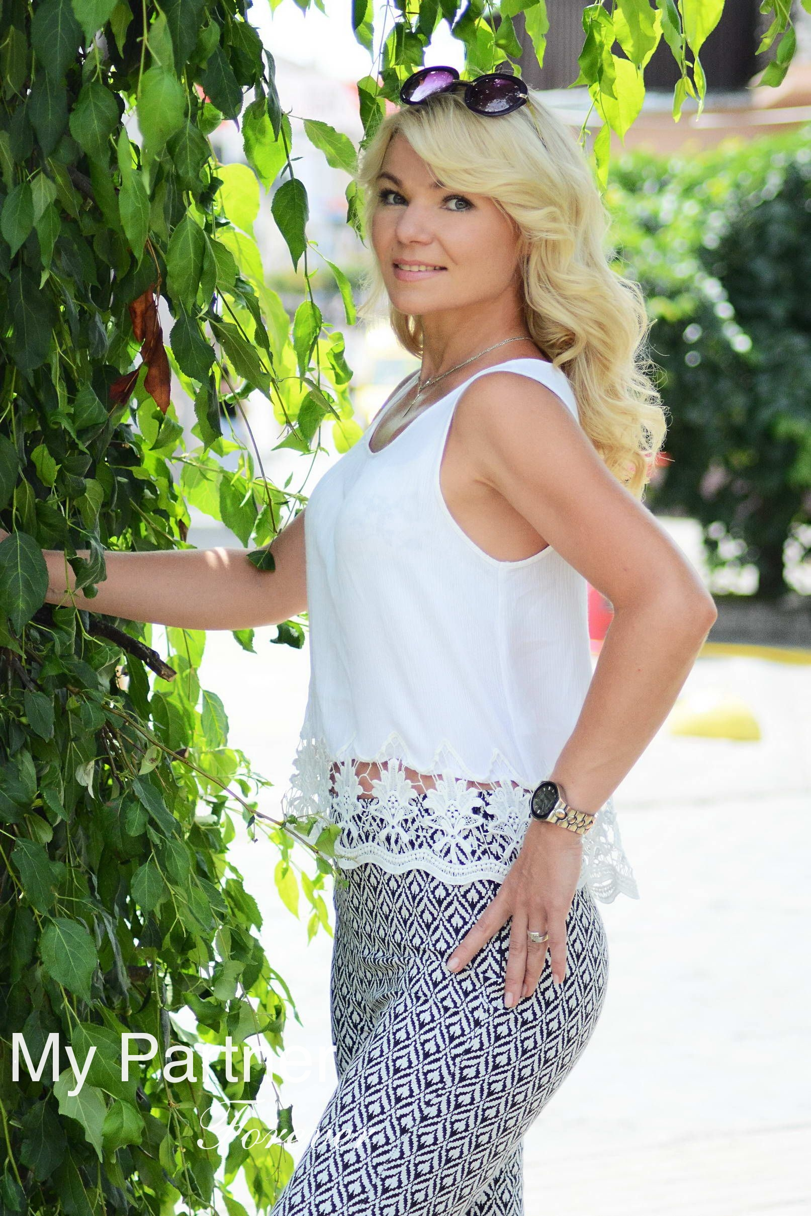 Pretty Belarusian Bride Olga from Grodno, Belarus